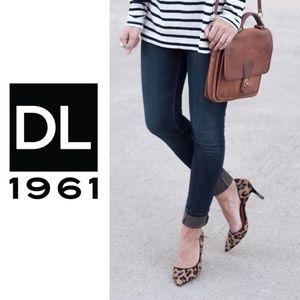 DL1961 Emma Cropped Legging Skinny Jeans 8410